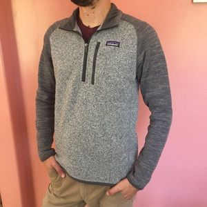 NWT Men's Patagonia Pullover sweater size S